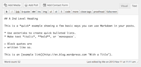 markdown-in-text-editor