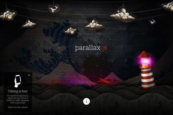 parallax.js